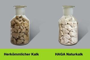 Reinster Schweizer Naturkalk seit 1953