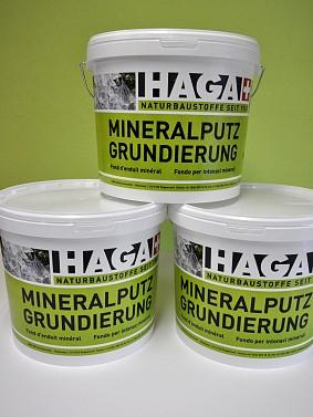 HAGA Mineralputzgrund fein, Mineralputz