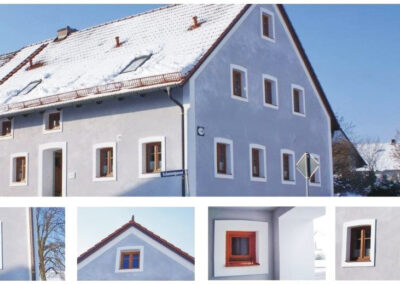HAGA Fassade Schmiedhaus