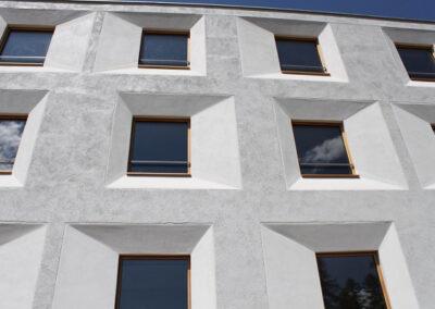 HAGA Fassade Pensiun Laresch