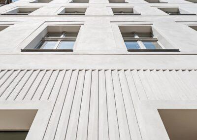 HAGA Berliner Fassade mit Biotherm