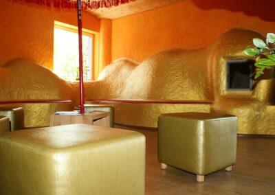 HAGA Feng Shui Hotel, Kalkputz, Kalkfarbe, Naturkalkputz, Naturkalk, Naturkalkfarbe, Biokalk, Biokalkputz, Biokalkfarbe
