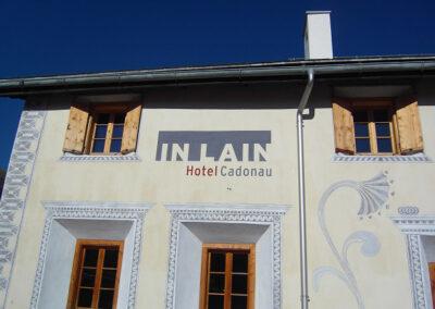 HAGA@IN LAIN Hotel Cadonau AG, Marco Cadonau