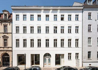 HAGA, Fassade, Fassadengestaltung, Naturkalk, Biokalk, Biotherm