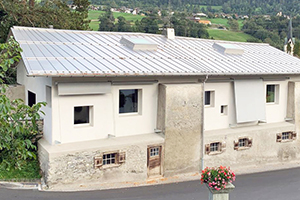 Alter Stall wird Wohnhaus: Wettbewerbssieger mit HAGA ausgestattet